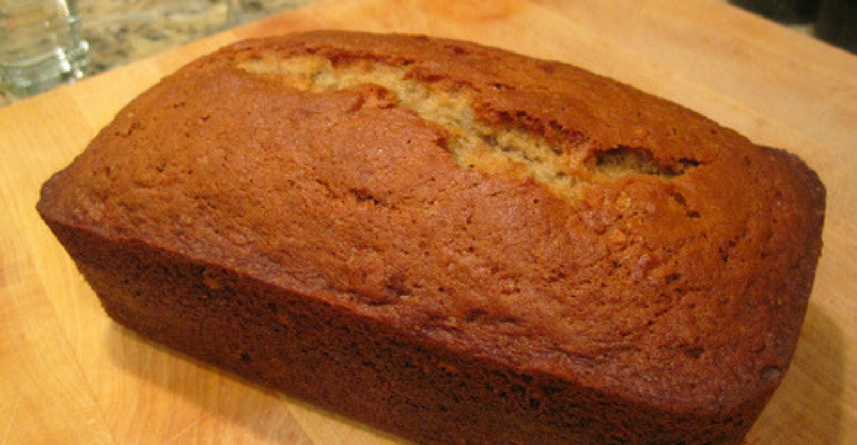 The Surprise Inside This Banana Bread Will Drive You Wild