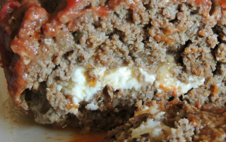 mozzarella meatloaf