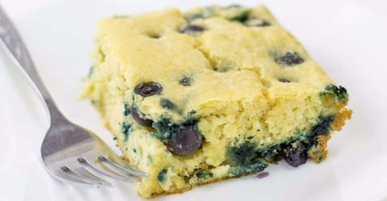 Dont waste time flipping pancakes all morning make this instead blueberry pancake casserole ccuart Gallery