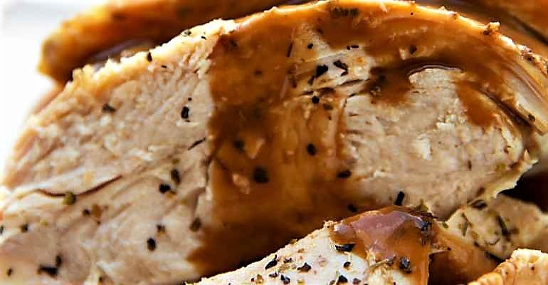 How to make super moist turkey breast without fussing for Crock pot thanksgiving dessert recipes