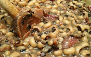 christmas black eye peas