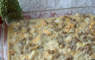 christmas morning casserole