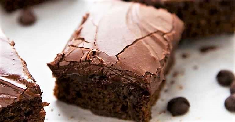 the best healthy brownie ever