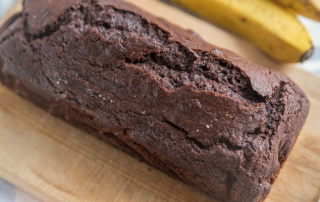 best chocolate banana bread