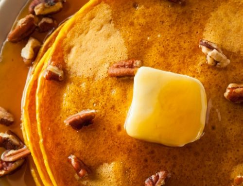 Shake Up Your Breakfast Routine With These Sweet & Delicious (& Simple!) Pancakes