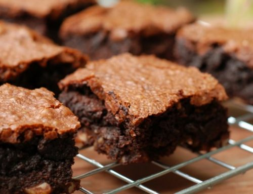 Toss Your Box Mixes! These 5 Ingredient Homemade Brownies Are Just As Easy & So Much Tastier