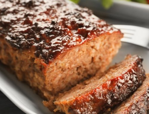 This Lipsmacking Good Meatloaf Is The Perfect Family Dinner!