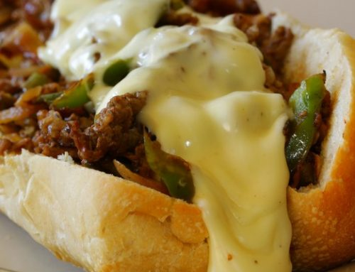 This Is The Best Cheesesteak Recipe Outside Of Philly!