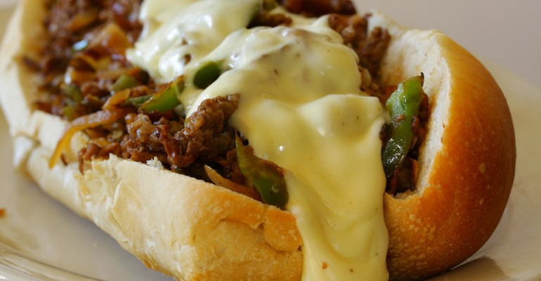 Best Homemade Philly Cheesesteak
