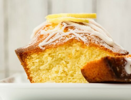 This Easy Lemon Loaf Is Sure To Brighten Up Your Day!