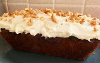 Carrot Cake Quick Bread