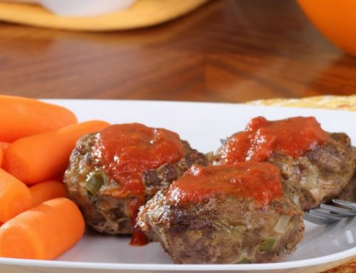 Kids LOVE These Adorable Mini Meatloaves! (And Adults Can't Get Enough Either)