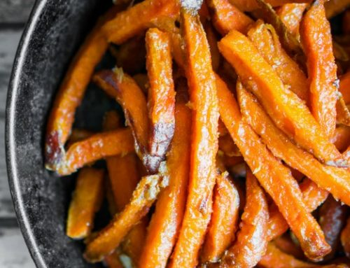 Sweet Potato Fries Are The Perfect Healthy & Delicious Snack or Side – Have you Tried Them?